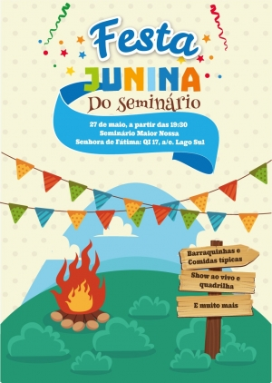 Festa Junina do Seminário
